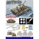 KINGTIGER Henschel Turret Battle of The Bulge, 1:35 - Dragon!
