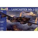 Revell 4300. Avro Lancaster  Mk.I/III