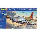 B-17G Flying Fortress, Revell  1:72 - Nowość !