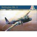 Wellington Mk.X    Italeri  -   NOWOŚĆ -  skala 1:72, 1252.
